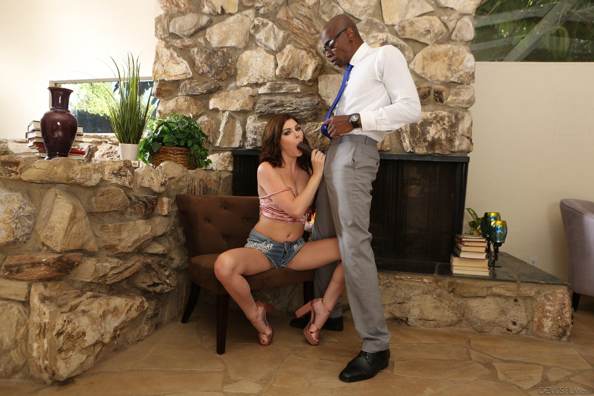 Devils Film 'My New Black Stepdaddy 22' starring Jessica Rex (photo 18)