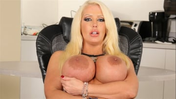 Alura Jenson - Big Tits Office Chicks 5