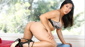 Mia Li in 'Asian Strip Mall Massage'