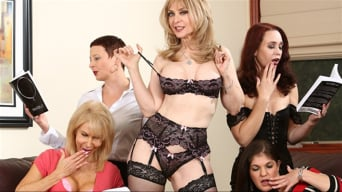 Nina Hartley in 'Seduction of Nina Hartley'