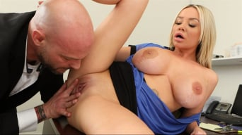 Rachele Richey in 'Big Tit Office Chicks 6'