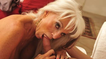 Sally D'angelo in 'Horny Grannies Love to Fuck 9'